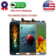 LOT LCD Display Touch Screen Assembly For Samsung Galaxy J7 Prime 2017 J727 US