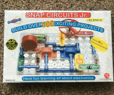 Snap Circuits Jr SC-100 Electronics, Kids Building Projects Kits