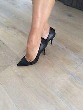 Zapatos señora zapatos Högl Zapatos Cuero pumps tacones talla 37 azafata boardingschuhe