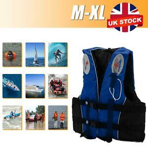 Kids Life Jacket Aid Vest Kayak Ski Buoyancy Fishing Watersport Safety UK