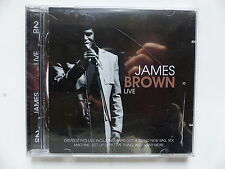 CD Album JAMES BROWN Live PLAY 2 007