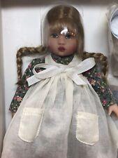 "7.5"" Helen Kish Artist Doll Riley ""Sauder Village"" Limited Convention Mint NRFB"