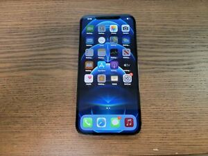 Apple iPhone 12 Pro Max - 128GB A2410 - Pacific Blue - (Unlocked) Very Good Cond
