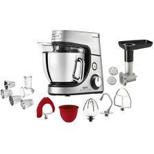 KRUPS KA631D Master Perfect Gourmet + Delica Tool Küchenmaschine Edelstahl