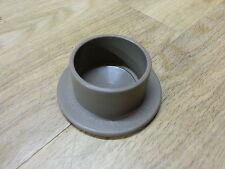 KINGSTON CASTOR GLIDES - Smooth base for carpet floors - Ball/single wheel