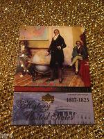 James Monroe 2004 UD Upper Deck US President #TP5 RC