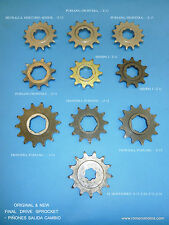 BULTACO FINAL DRIVE SPROCKET - PIÑÓN SALIDA CAMBIO - NEW & ORIGINAL PARTS