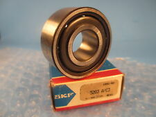 SKF 5203A C3, Double Row Ball Bearing, 5203 A
