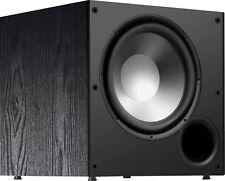 "Open-Box: Polk Audio - PSW Series 10"" Active Subwoofer - Black"
