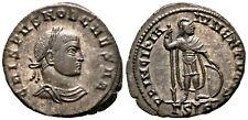 CRISPUS (317 AD) AE Follis. Siscia #KA 6875