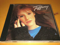 TIFFANY first CD hits I THINK WERE ALONE NOW saw him standing there COULDVE BEEN