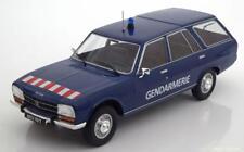 1:18 Model Car Group Peugeot 504 Break Gendarmerie