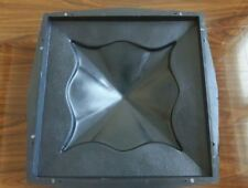 Moule pointe de diamant 45x45 cm