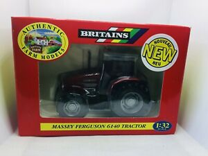 BRITAINS LTD FARM 09449 MASSEY FERGUSON 6140 TRACTOR