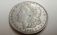 1921 Morgan Silver Dollar - 90% SILVER #7