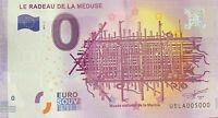 BILLET 0 EURO LE RADEAU DE LA MEDUSE 2017 NUMERO 5000 DERNIER BILLET