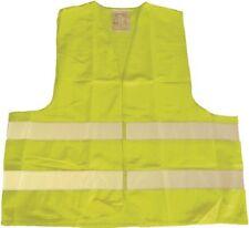 VEST / Gilet de sécurité jaune d'avertissement selon la norme DIN EN 471