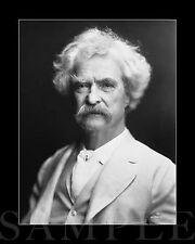 Mark Twain Picture 8x10 New Fine Art Print Photo Old Art Artwork Poster Vtg