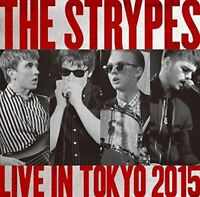 STRYPES-LIVE IN TOKYO 2015-JAPAN ONLY CD+DVD G48