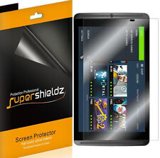 3X SuperShieldz HD Clear Screen Protector Saver For NVIDIA Shield Tablet / K1