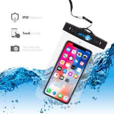 Étuis, housses et coques noir universelles iPhone 8 pour téléphone mobile et assistant personnel (PDA)