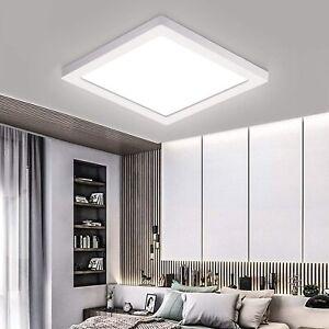Plafoniera LED soffitto lampada parete muro 18w resa 200w luce bianca 6000K 230v
