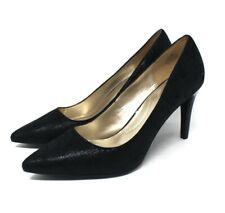 New Bandolino Women Sz10 Pump Black High Heels Dress Comfort Office Shoes NWOB