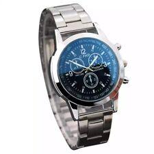 Watch men New Fashion Luxury Watches Men's Stainless Steel Brand Quarter