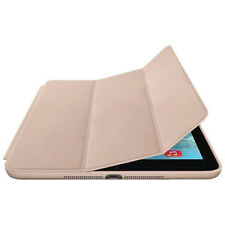 Official Apple MF048ZM/A Leather Smart Case for iPad Air 1 - Beige