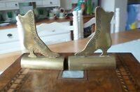 Lovely Individual Antique Victorian Boot Form Ornaments-Matching Pair