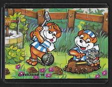 Jouet kinder puzzle 2D Fancy fuxies 616761 Allemagne 1998 + étui protection +BPZ