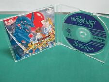 NEC PCEngine CD-ROM -- SPRIGGAN no jacket-- JAPAN GAME Clean & Work fully 11350