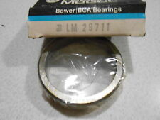 NEW BCA BOWER FEDERAL MOGUL National LM29711 Axle Differential Bearing, Rear