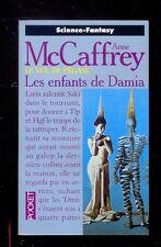 Anne McCAFFREY Le vol de Pégase : Les Enfants de Damia Pocket 5630 1999 NEUF