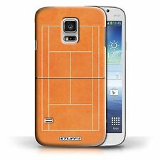 Orange Cases, Covers and Skins for Samsung Galaxy S5