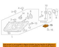 33119TA0003 Acura OEM 09-14 TL TSX 10-13 MDX 13-15 ILX Headlight Control Module