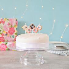 3D Doughnut Cake Candles, Birthday Cake, Cake Topper