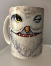 Harry Potter And The Sorcerers Stone Hedwig Owl Coffee Mug Cup 2000