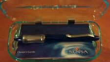 New SENSA Stylist Collection Ballpoint Ball Point Pen Indigo Blue