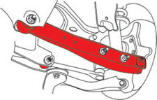 Alignment Camber/Toe Kit-Suspension Control Arm and Ball Joint Assembly Rear