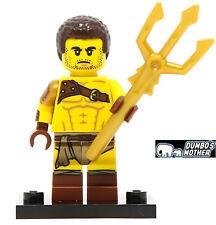 Lego Roman Gladiator Series 17 Collectible Minifigure w/Stand 71018 NEW