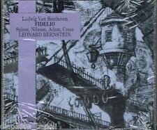 Beethoven: Fidelio / Bernstein,Nilsson, Adam, Spiess, Crass, Roma 17,3,1970 - CD