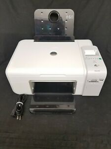DELL Photo 926 All-In-1 White Inkjet Wired Digital Multifunction Printer