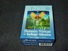 ANGEL Tarot Cards Set : Book & 78 Cards - Doreen Virtue & Radleigh Valentine