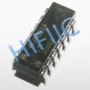 1PCS/5PCS LM3086N Transistor Arrays DIP14
