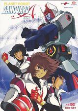 Dvd Planet Robot DANGUARD (10 Dvd) 1977 Animazione giapponese Yamato Video - NUO