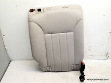Rear Seat Back-Grey Leather Os-Ref.577-07 Mercedes ML280 cdi W164