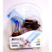 Nokya H10 Cosmic White S2 Headlight Fog Light Halogen Light Bulb 1 Pair NOK8026