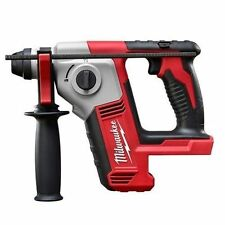"NEW MILWAUKEE 2612-20 M18 18 VOLT CORDLESS 5/8"" SDS PLUS ROTARY HAMMER DRILL"