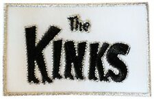 The Kinks 1960s Rock Band British Invasion MOD MODS Iron/Sew On Cloth Patch NEW